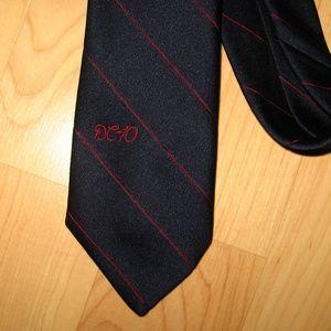 McDonnell Douglas DC10 Airliner Vintage Neck Tie